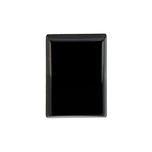 오닉스 (Cabochon Black Onyx/Rectangle)