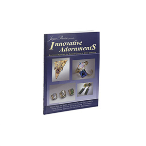 Innovative Adornments: An Introduction to Fused Glass & Wire Jewelry, Book